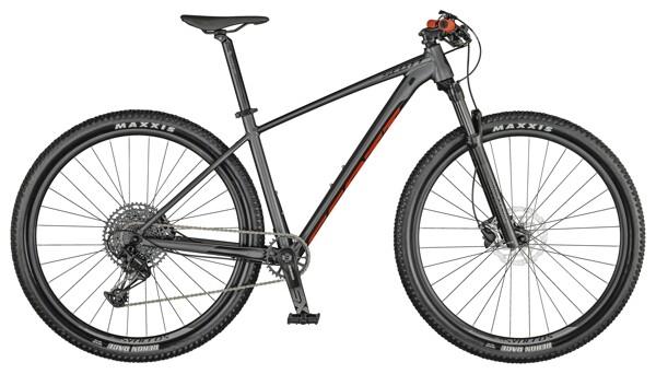 SCOTT - Scale 970 Bike dark grey