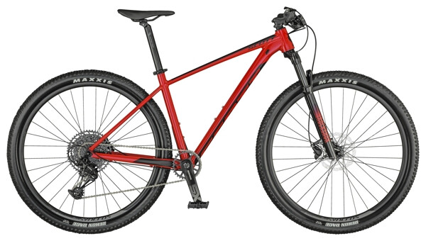 SCOTT - Scale 970 Bike red