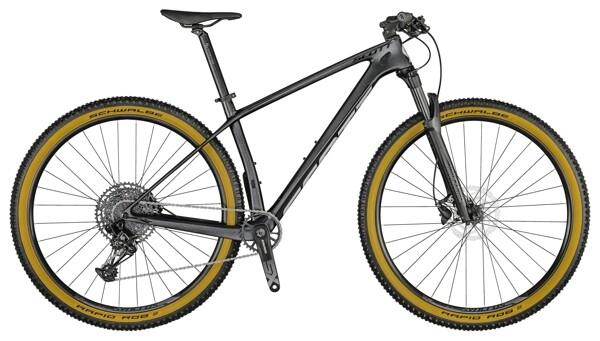 SCOTT - Scale 940 Bike granite black
