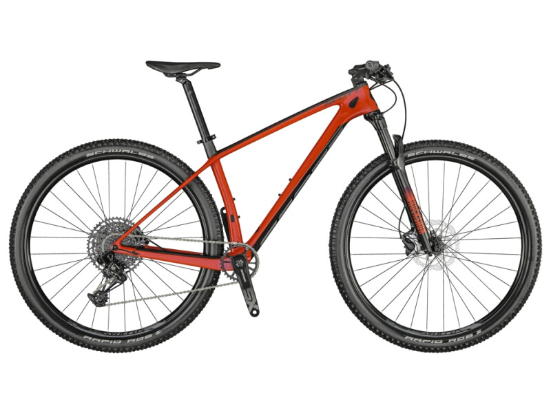 Scott Scale 940 Bike red