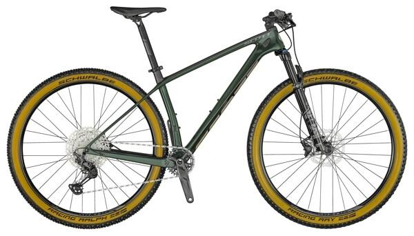 SCOTT - Scale 930 Bike wakame green