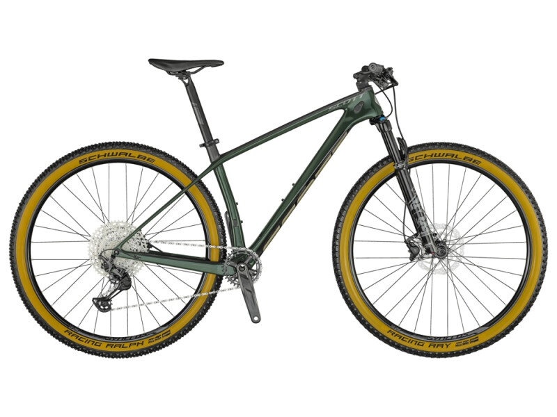 Scott Scale 930 Bike wakame green