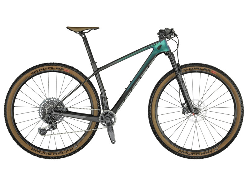 Scott Scale RC 900 Team Issue AXS Bike