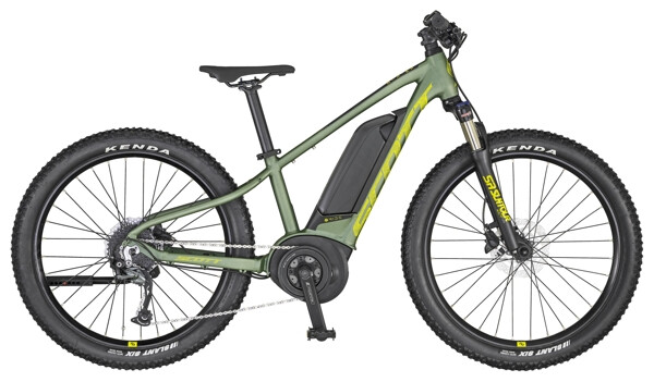 SCOTT - Roxter eRIDE 24 Bike