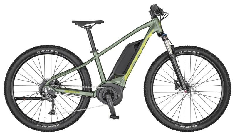 Scott Roxter eRIDE 26 Bike