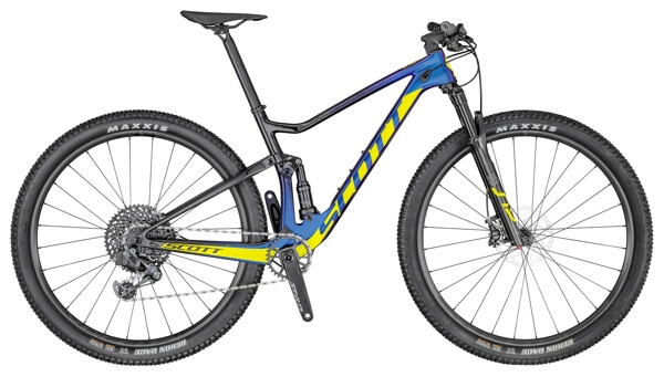 SCOTT - Spark RC 900 Team Issue AXS Bike