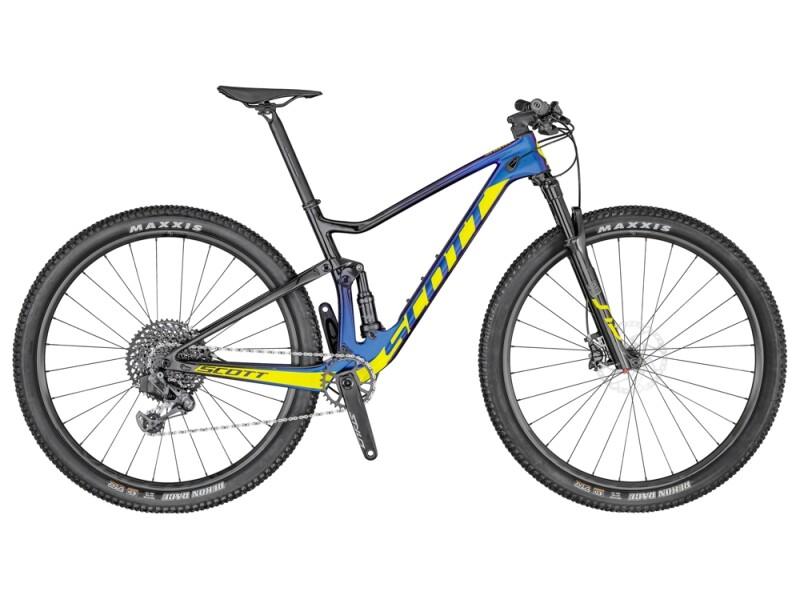 Scott Spark RC 900 Team Issue AXS Bike