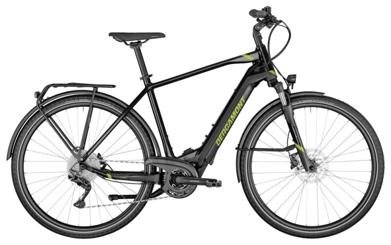 Bergamont E-Horizon Sport Gent black e-Trekkingbike