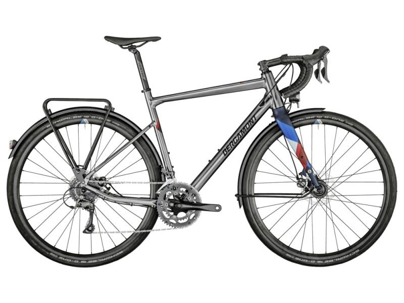 Bergamont Grandurance RD 3 silver