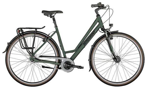 BERGAMONT - Horizon N7 CB Amsterdam green
