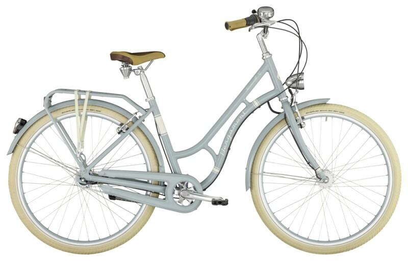 Bergamont Summerville N7 CB ice blue Citybike