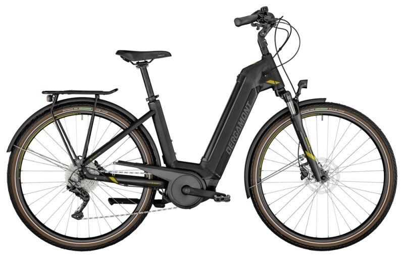 Bergamont E-Horizon Edition Wave black e-Trekkingbike