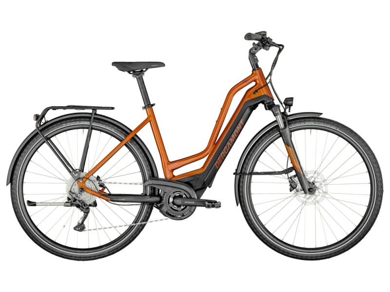 Bergamont E-Horizon Edition Amsterdam orange