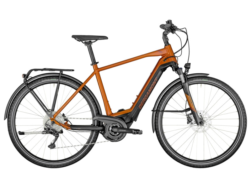 Bergamont E-Horizon Edition Gent orange