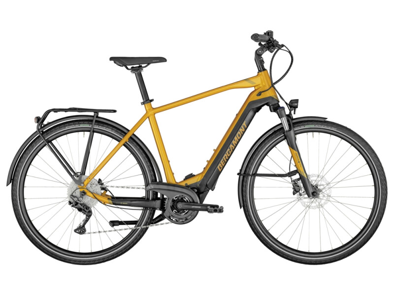Bergamont E-Horizon Sport Gent orange