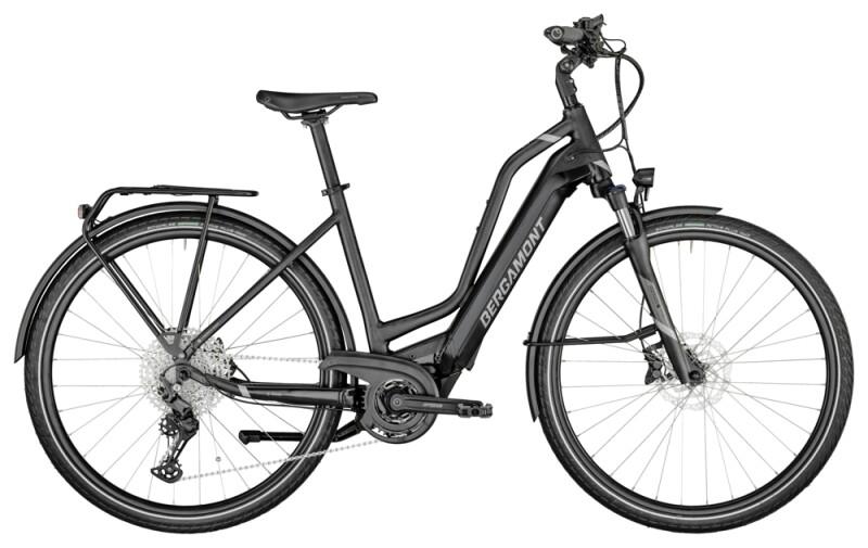 Bergamont E-Horizon Expert Amsterdam black e-Trekkingbike