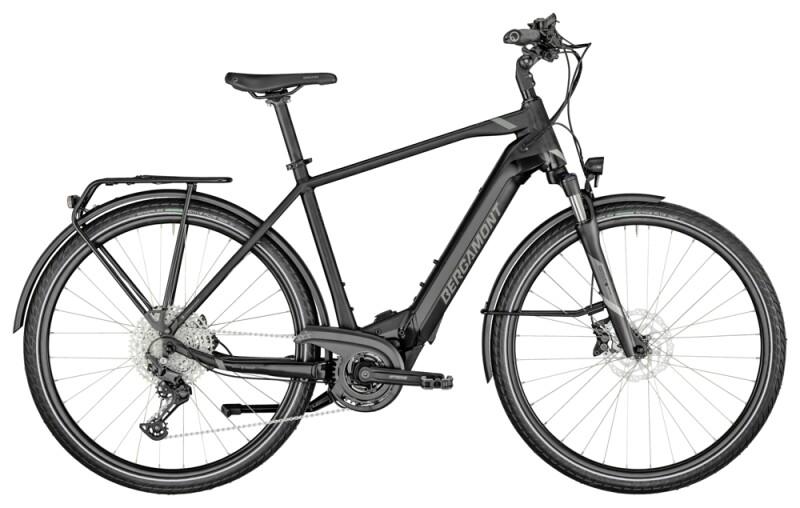 Bergamont E-Horizon Expert Gent black e-Trekkingbike