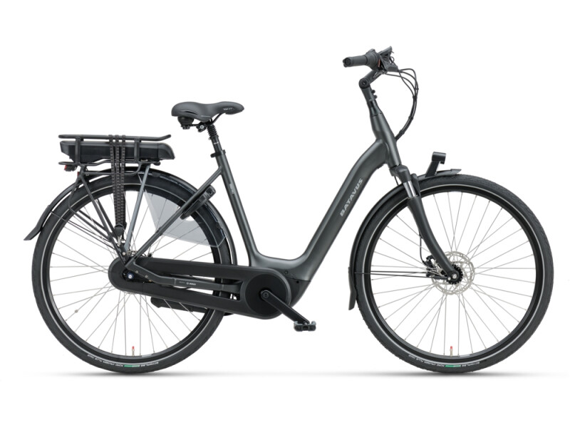 Batavus Finez E-go Active Plus 500 Wave black matt