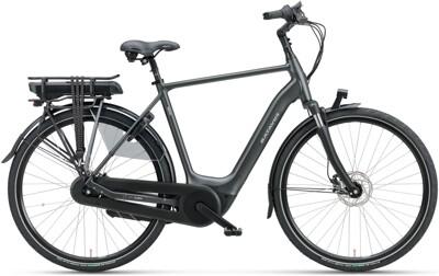 Batavus Finez E-go Active Plus 400 Herren black matt
