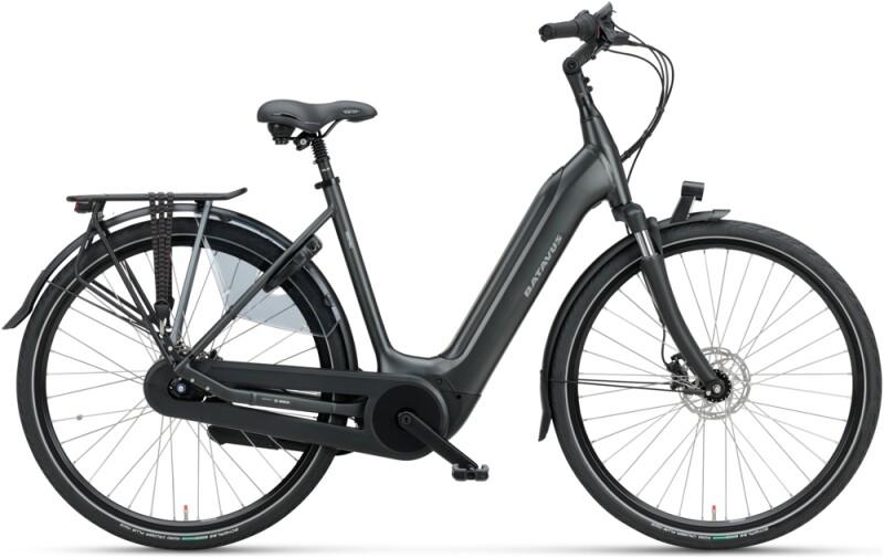 Batavus Finez E-go Power 625 Wave black matt e-Citybike