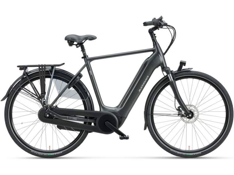 Batavus Finez E-go Power 625 Herren black matt