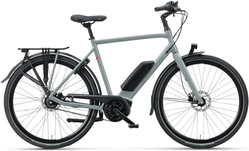 Batavus Dinsdag E-go Exclusive Herren avongrey e-Trekkingbike
