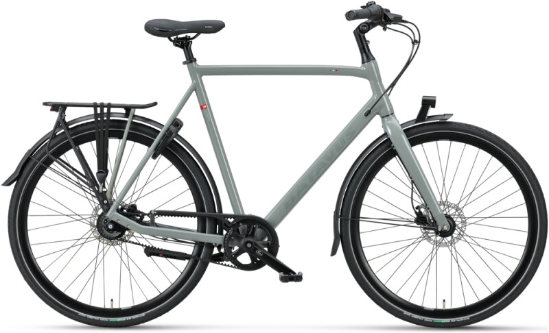 Batavus Dinsdag Exclusive Herren avon grey Citybike