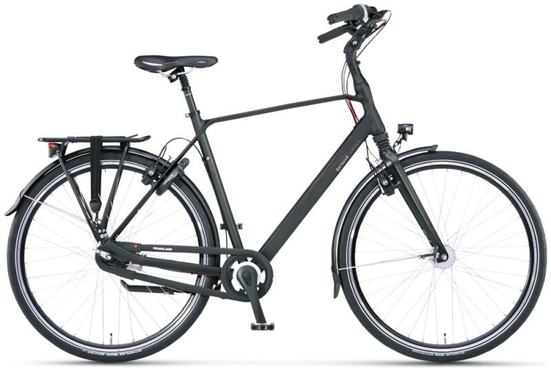 Batavus Escala Herren black matt Urban-Bike