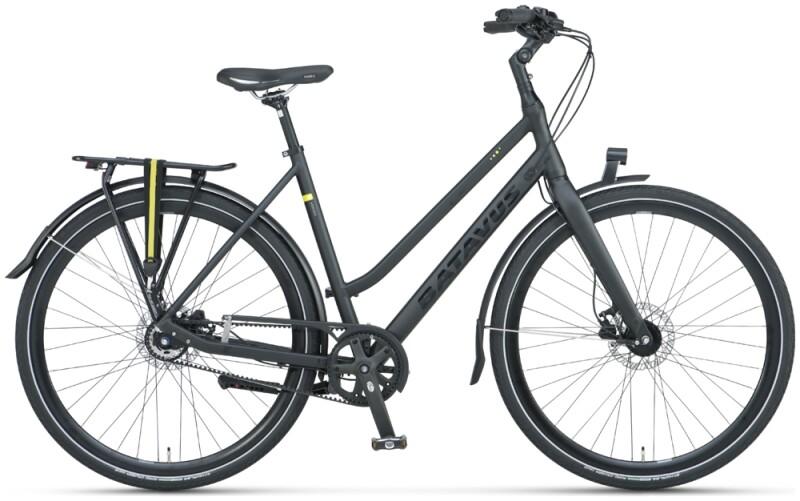 Batavus Sonido Trapez black matt Urban-Bike