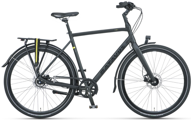 Batavus Sonido Herren black matt Urban-Bike