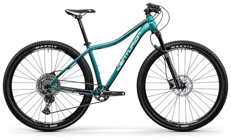 Centurion Backfire Fit Pro 600.27 grün Mountainbike