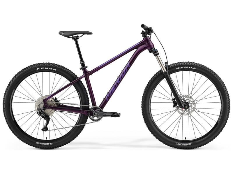 Merida BIG.TRAIL 400 Lila/Silber