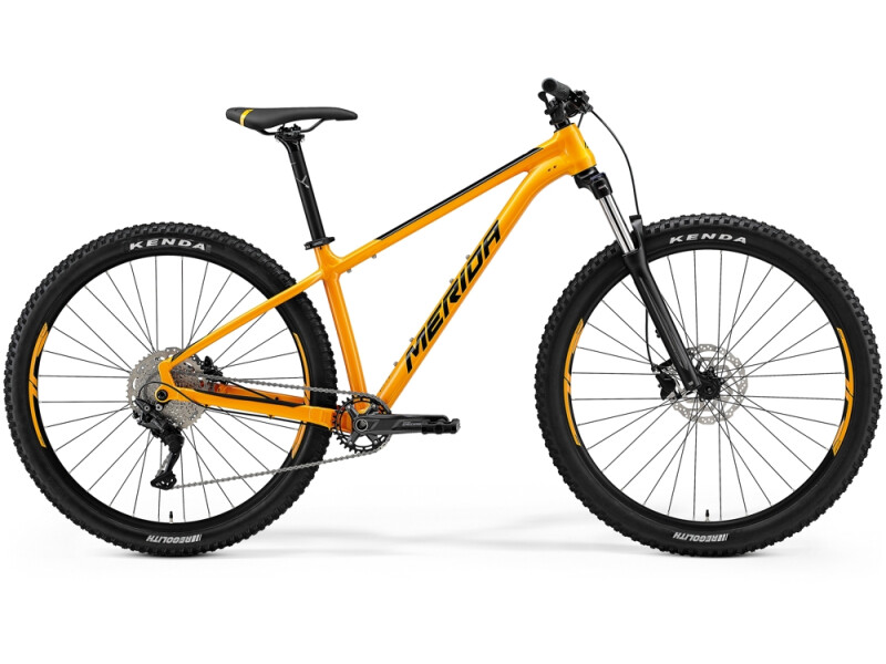 Merida BIG.TRAIL 200 Orange/Schwarz