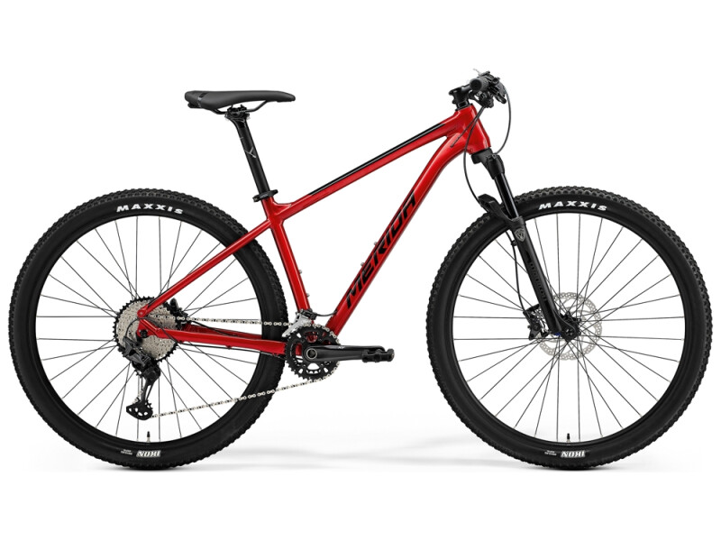 Merida BIG.NINE XT2 Rot/Schwarz