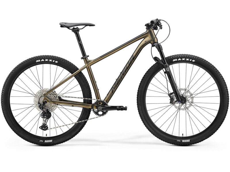 Merida BIG.NINE XT Rot/Schwarz