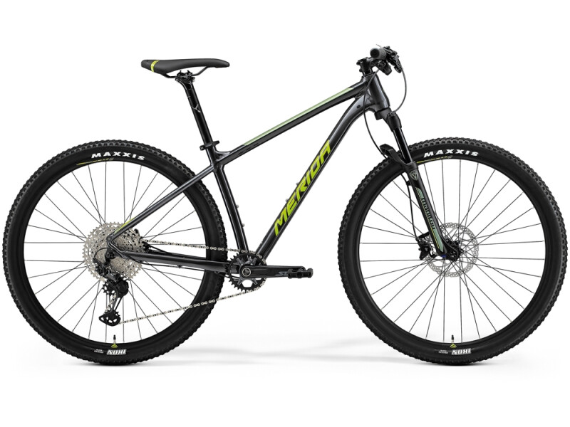 Merida BIG.NINE SLX-EDITION Anthrazit/Grün