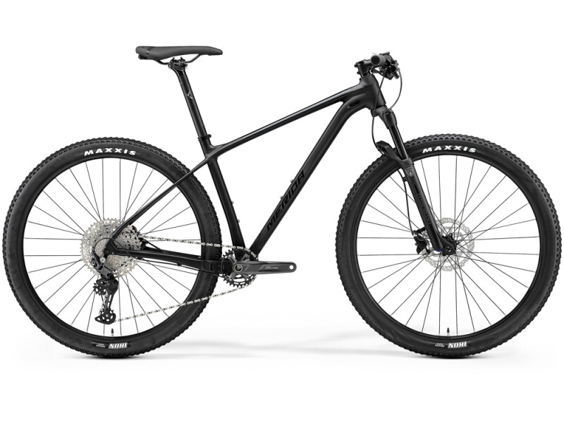 Merida BIG.NINE LIMITED Schwarz