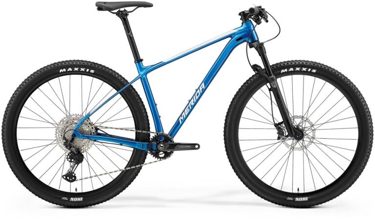 MERIDABIG.NINE 600 Blau/Weiß