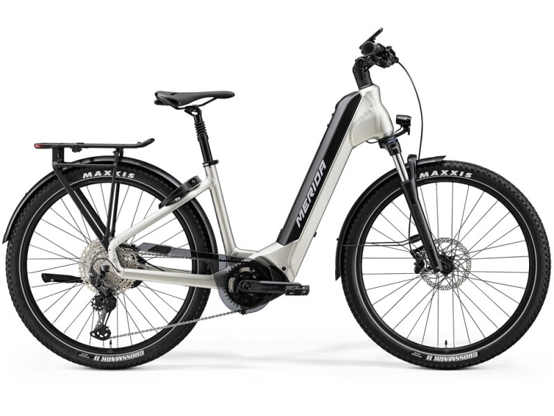 Merida eSPRESSO CC XT 75-EDITION Titan/Schwarz