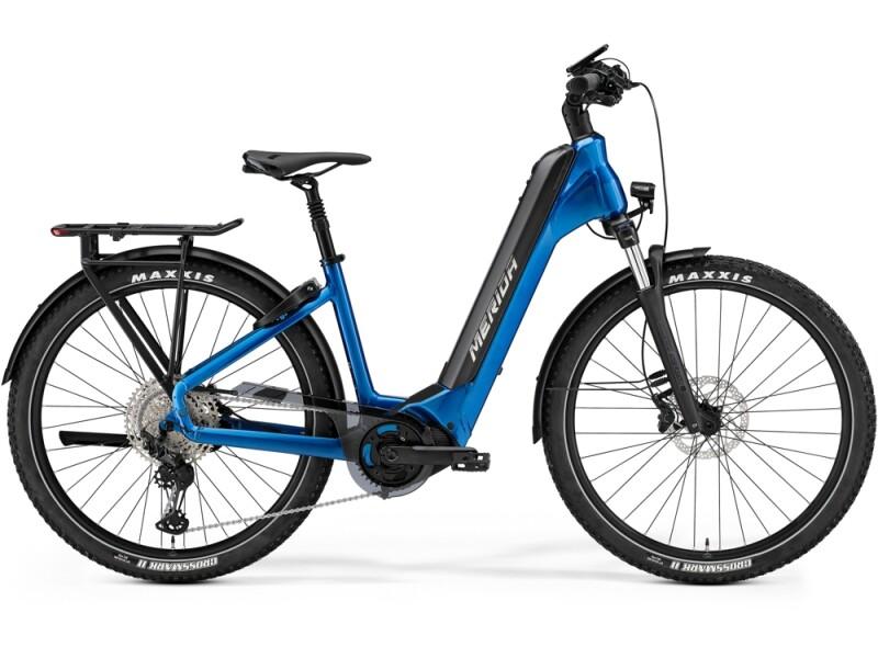 Merida eSPRESSO CC XT 75-EDITION Blau/Schwarz