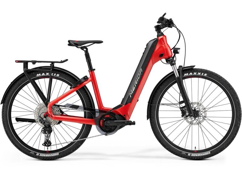 Merida eSPRESSO CC 675 Rot/Schwarz