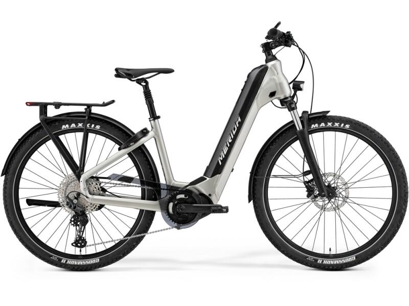 Merida eSPRESSO CC 600 Titan/Schwarz