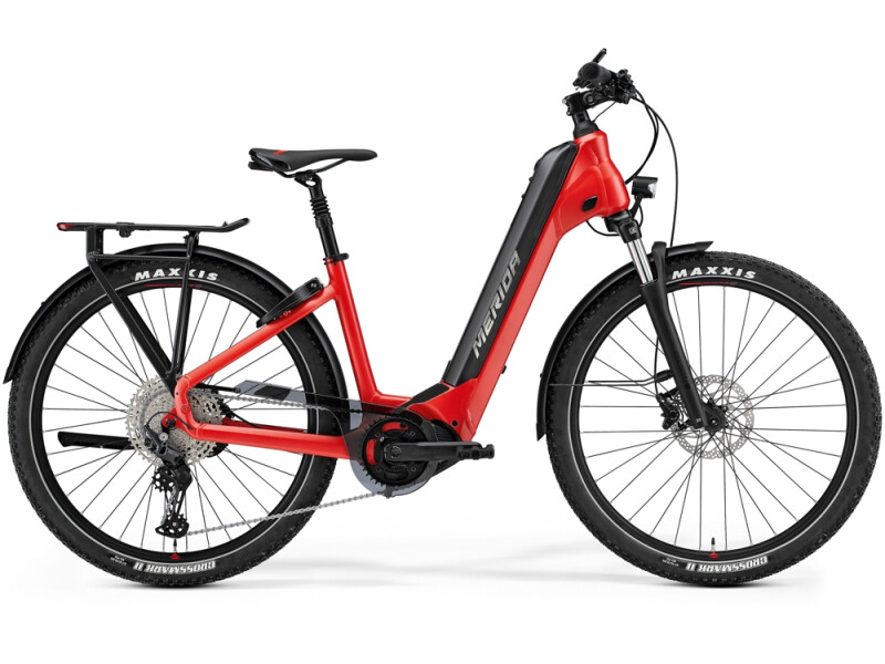 Merida eSPRESSO CC 600 Rot/Schwarz
