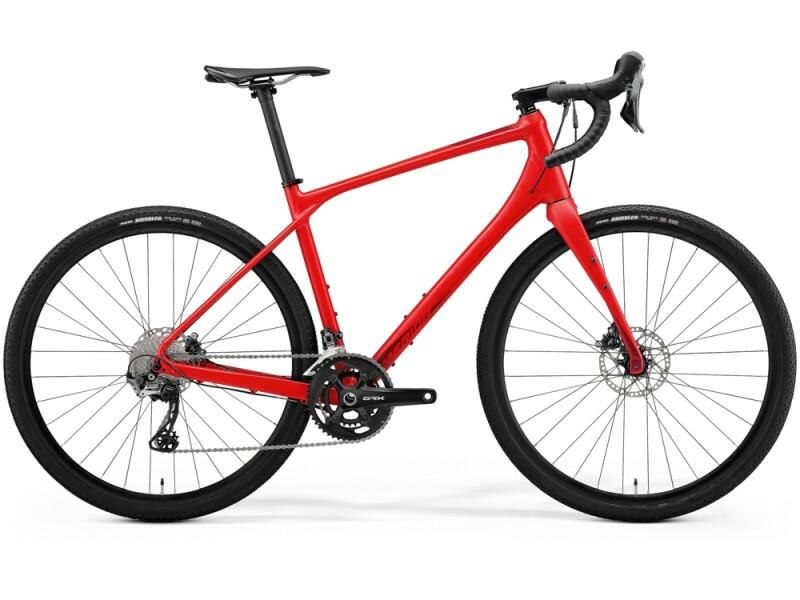 Merida SILEX 700 Rot/Dunkel-Rot