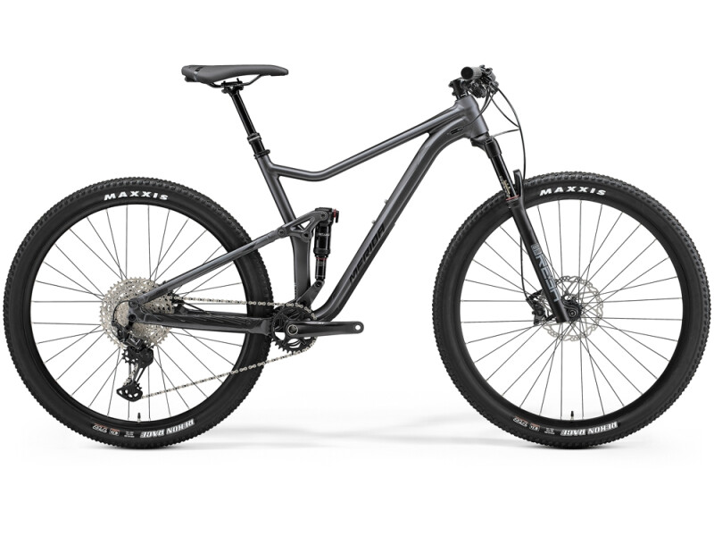 Merida ONE-TWENTY RC 9.XT-EDITION Anthrazit