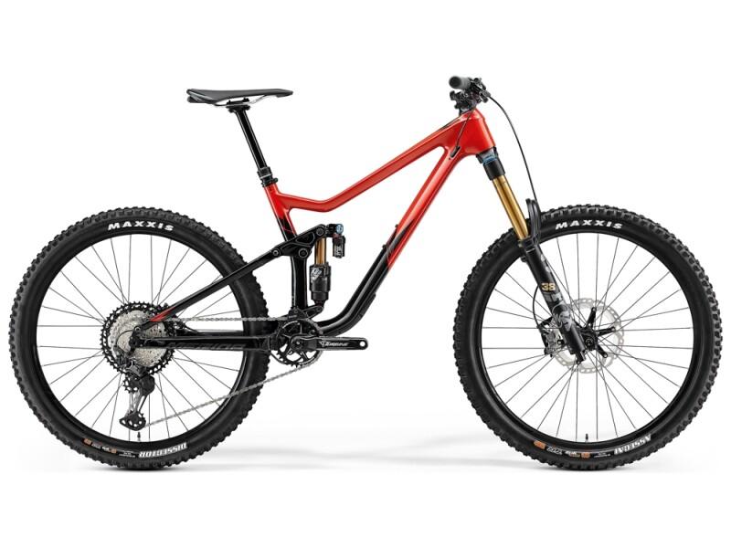Merida ONE-SIXTY 7000 Schwarz/Rot