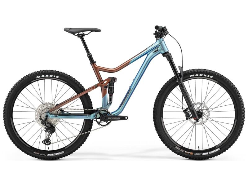 Merida ONE-FORTY 600 Bronze/Blau