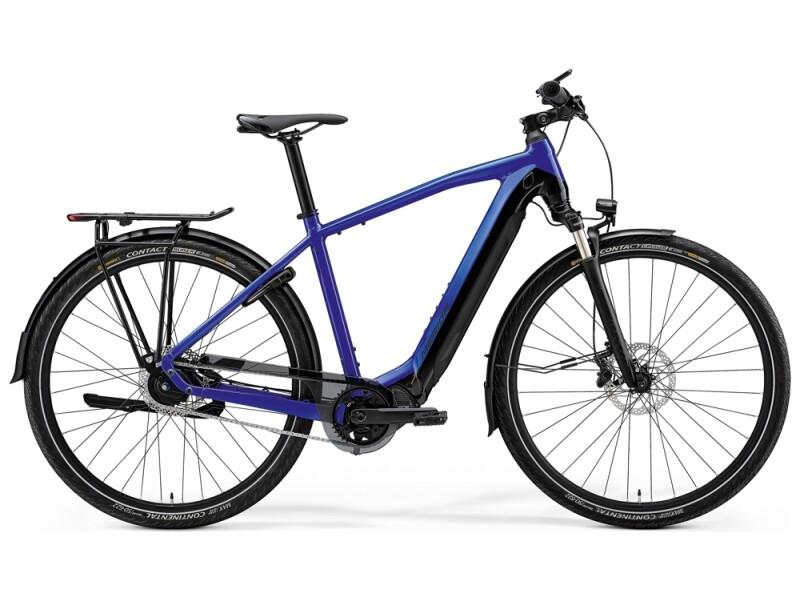 Merida eSPRESSO 800 EQ Dunkel-Blau/Schwarz