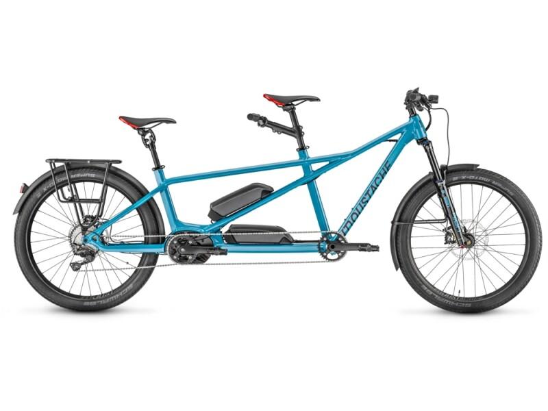 Moustache Bikes SAMEDI 27 X2 TREK