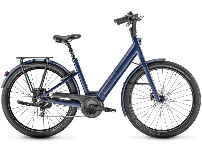 Moustache Bikes LUNDI 27.5 blue
